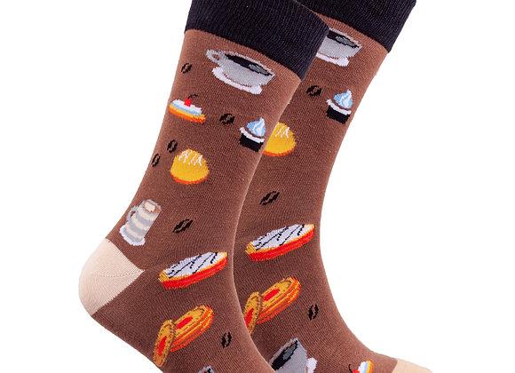 Men's Coffee Break Socks