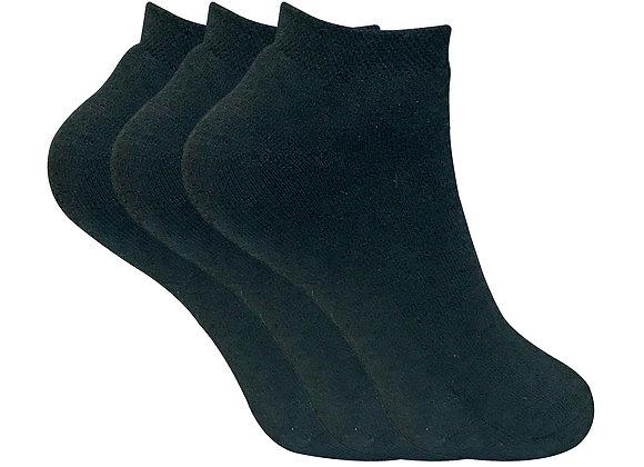 3 Pairs Ladies Thermal Trainer Socks