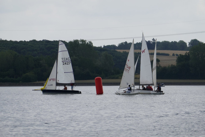 Penultimate Novice/ Casual racing day is happening this Saturday 7th Sept