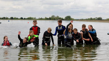 Eight OSC Zoomers selected for RYA Zone Squad