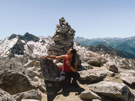 Notre premier sommet à 3000m, le Turon de Néouvielle