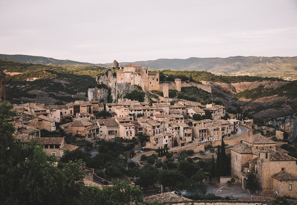 Alquézar - Espagne