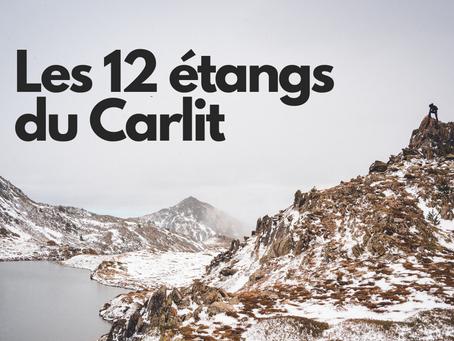 Randonnée : la boucle des 12 étangs du Carlit