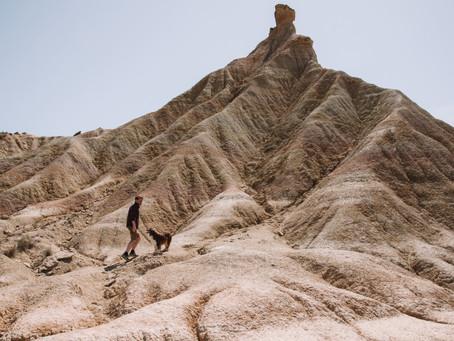 A la découverte d'un désert Espagnol