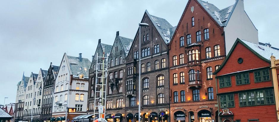 Voyage en Norvège : Bergen et ses fjords en hiver