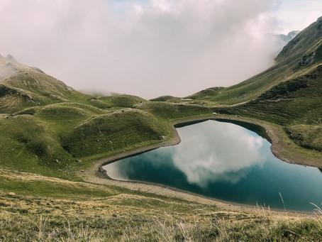 Le Coeur des Pyrénées : Lac du Montagnon d'Iseye