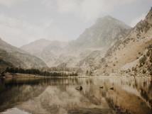 Lac de Laurenti en Ariège