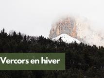 Le Vercors en Hiver