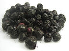 Dried Elderberries Fruits