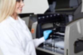 automated immunoassay instrument