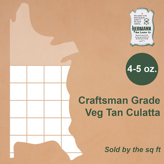 Кулат HERMANN OAK CRAFTSMAN CULATTA 4-5 OZ.