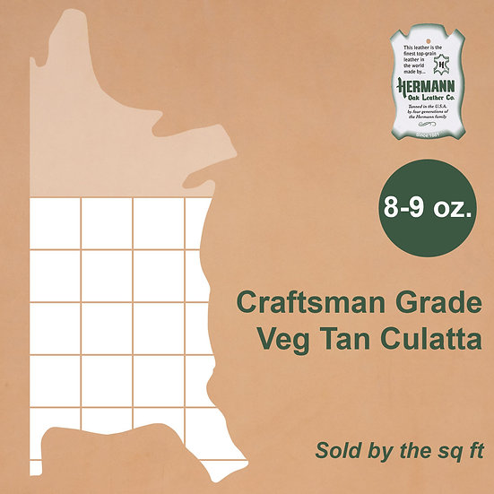 Кулат HERMANN OAK CRAFTSMAN CULATTA 8-9 OZ.