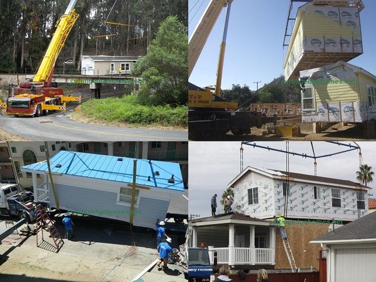 Быстровозводимые дома, модульный дом, смартпанели, апартаменты, загородные дома, строительство, новые технологии