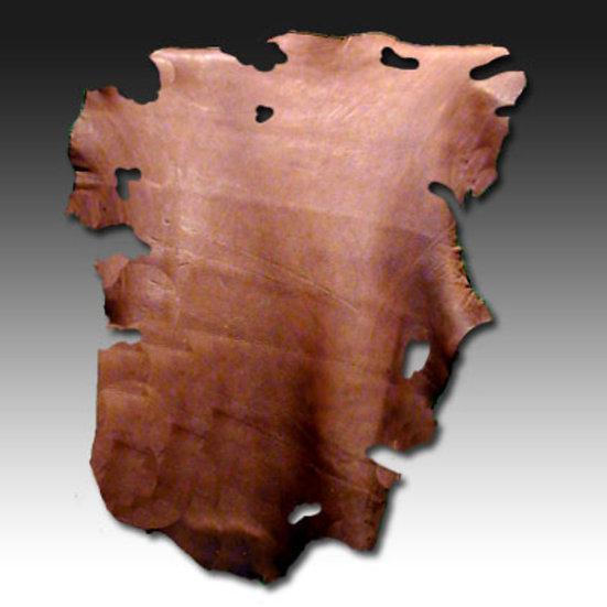 Оленья кожа #2 DEERSKIN - CHOCOLATE