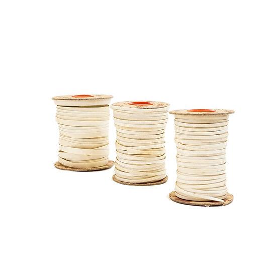 Сыромятные шнурки  из кожи кенгуру RAWHIDE KANGAROO LACE