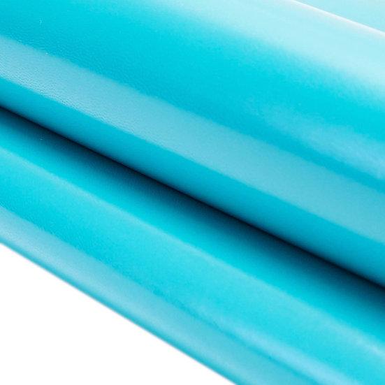 Шевро SHRUT & ASCH FINISHED KIDSKIN - ROBIN'S EGG BLUE