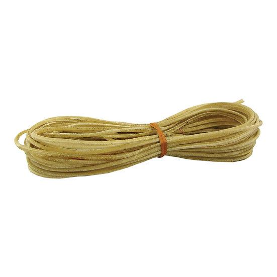 "Сыромятные шнурки LACE,RAWHIDE,NAT,1/8""X50"""
