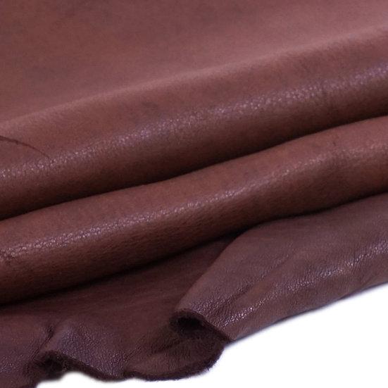 Оленья кожа TANNERY RUN DEERSKIN - CHOCOLATE