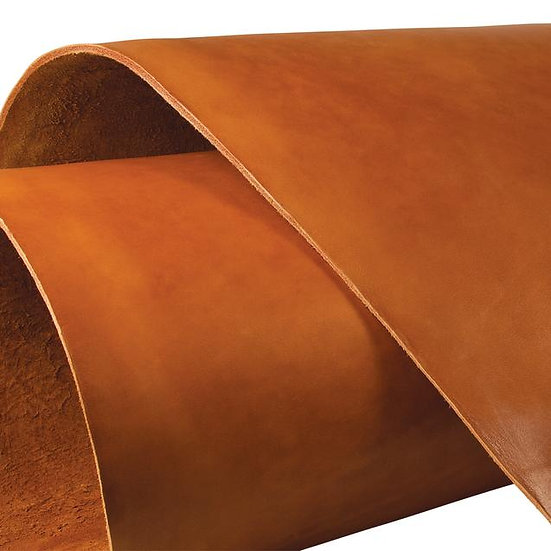 Полукожник VEG-TAN SADDLE SKIRTING SIDE - TAN