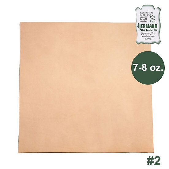 "Пластина HERMANN OAK #2 PRE-CUT 7-8 OZ. 24"" X 24"""
