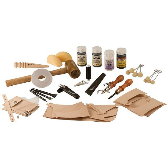 Набор Deluxe Leathercrafting Set