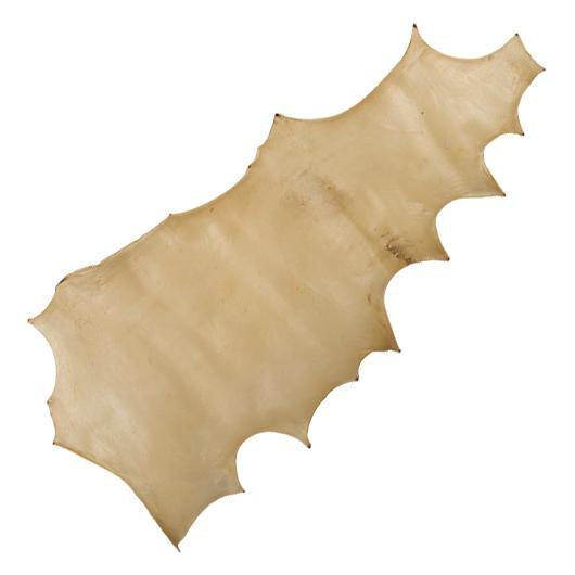 Сыромятная кожа NATURAL RAWHIDE SIDE