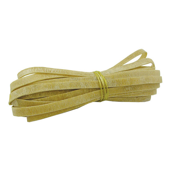 "Сыромятные шнурки LACE,RAWHIDE,NAT,1/2""X50"""