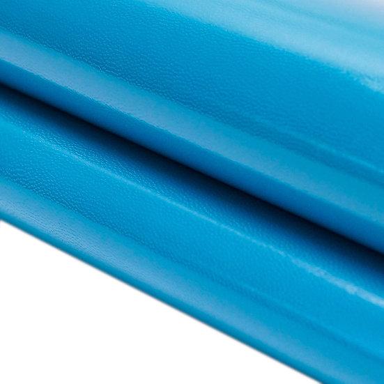 Шевро SHRUT & ASCH FINISHED KIDSKIN - ALTAIC BLUE