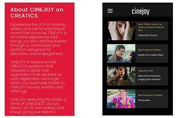 Kristine Kreska Cinequest Film Festival Judge