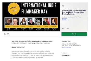 Cannes 2021 Kristine Kreska Panelist