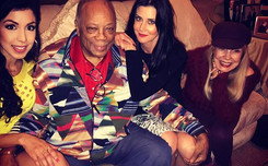When I grow up, I want to be Terry Moore. 🙌 #epic #quincyjones.jpg