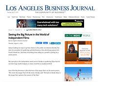 Kristine Kreska Los Angeles Business Journal