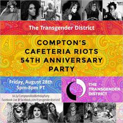 Compton's Cafeteria Riots 54th Anniversa