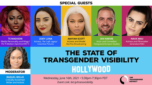 The State of Transgender Visibility: Hollywood