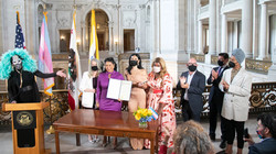 """them.: San Francisco Becomes First City to Recognize """"Transgender History Month"""""""