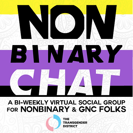 Nonbinary Chat