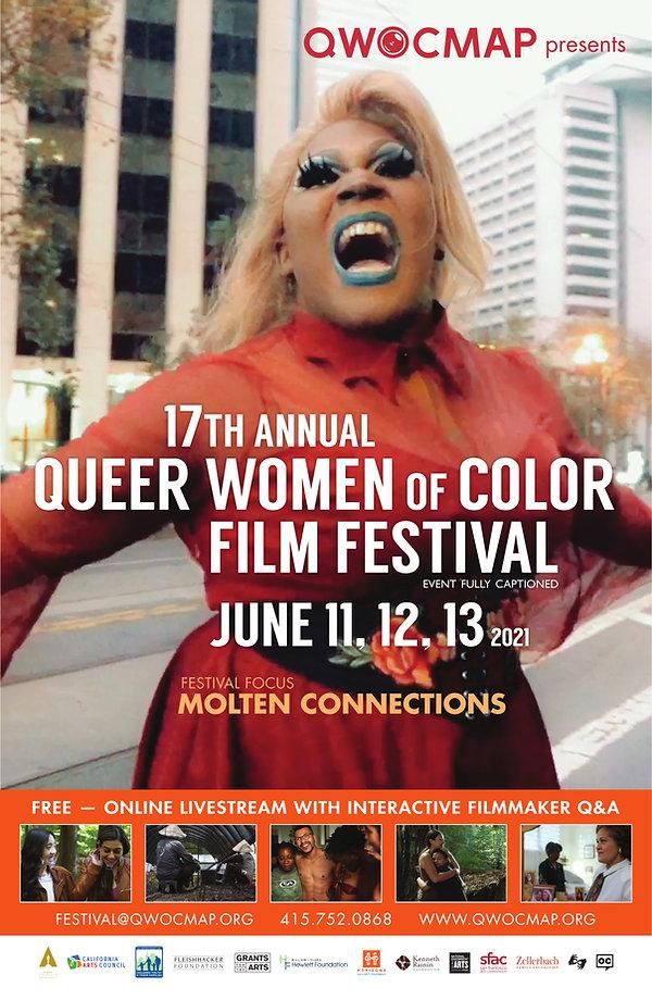 2021 Queer Women of Color Film Festival