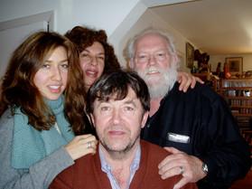 w/ Julia Krupa-Ain, Noa Ain, Olek Krupa in Baltimore