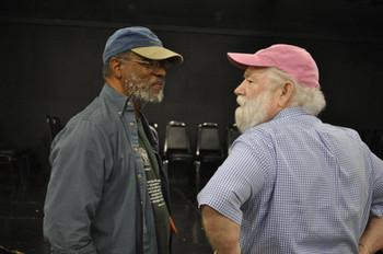 John O'Neal and Philip Arnoult