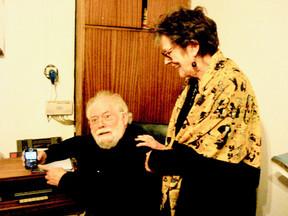 Martha Coigney and Philip
