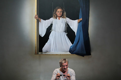 Angels in America Budapest