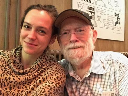 Julia Jakabowska & Philip Arnoult