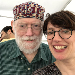 Linda Zachrison and Philip Arnoult
