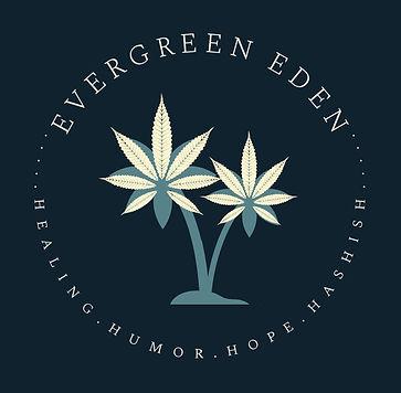 Evergreen Eden hashish humor healing hop