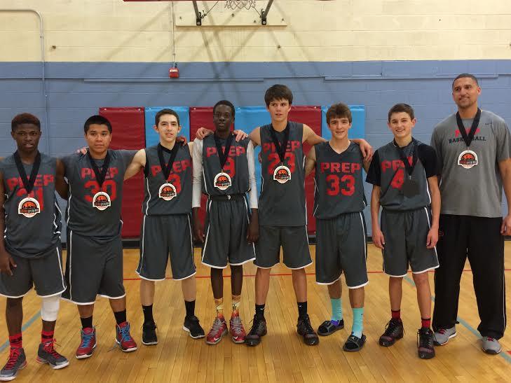 Team Prep 15u Champions