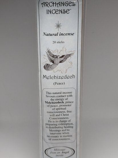Archangel Melchizedech Incense Sticks- For Peace (20 sticks per pack)