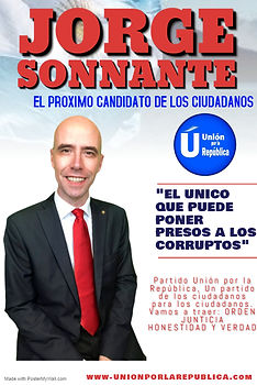 Copia de Political Campaign Flyer Templa