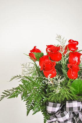 Roses- Half Dozen