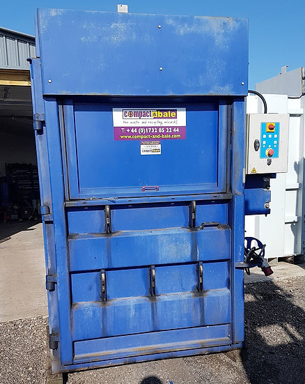 The AutoLoad Baleertical Auto Loading Mill Size Baler. The world's first vertical autoloading baler saving up to 4,000 man hours per annum, per site!