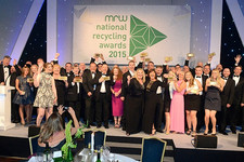 National Recycling Awards 2015 Waste Col